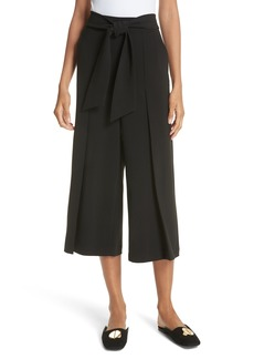 Ted Baker London Tie Waist Culotte Pants