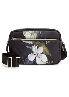 Ted Baker London Tierax Opal Floral Print Crossbody Bag