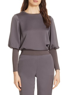 Ted Baker London Tiliey Juliet Sleeve Blouse