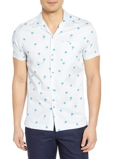 Ted Baker London Toadtwo Slim Fit Sport Shirt