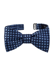 Ted Baker London Tonal Alternating Dot Silk Bow Tie