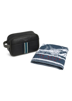 Ted Baker London Travel Kit & Towel