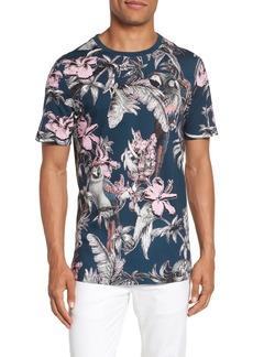 Ted Baker London Trim Fit Print T-Shirt