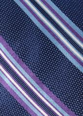 Ted Baker London Twin Stripe Silk Tie