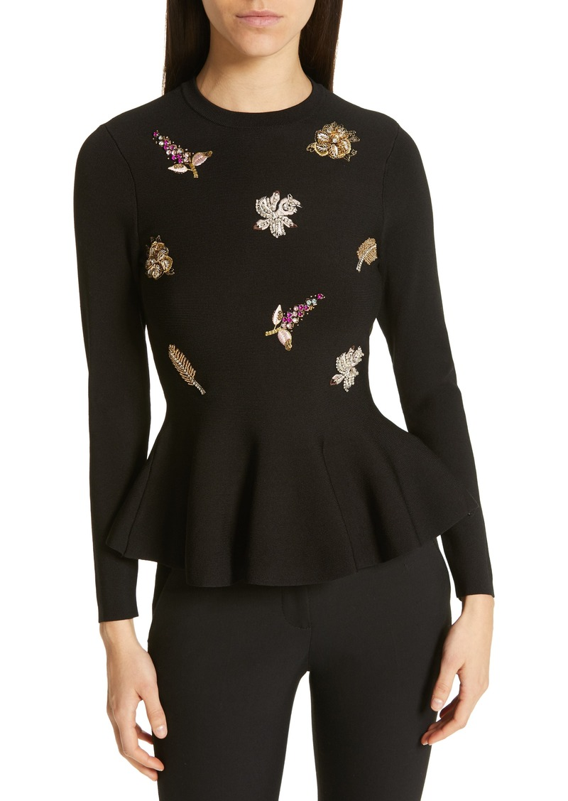 501b500153 Ted Baker Ted Baker London Tynna Embellished Sweater