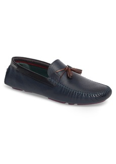 Ted Baker London Urbonn Tasseled Driving Loafer (Men)