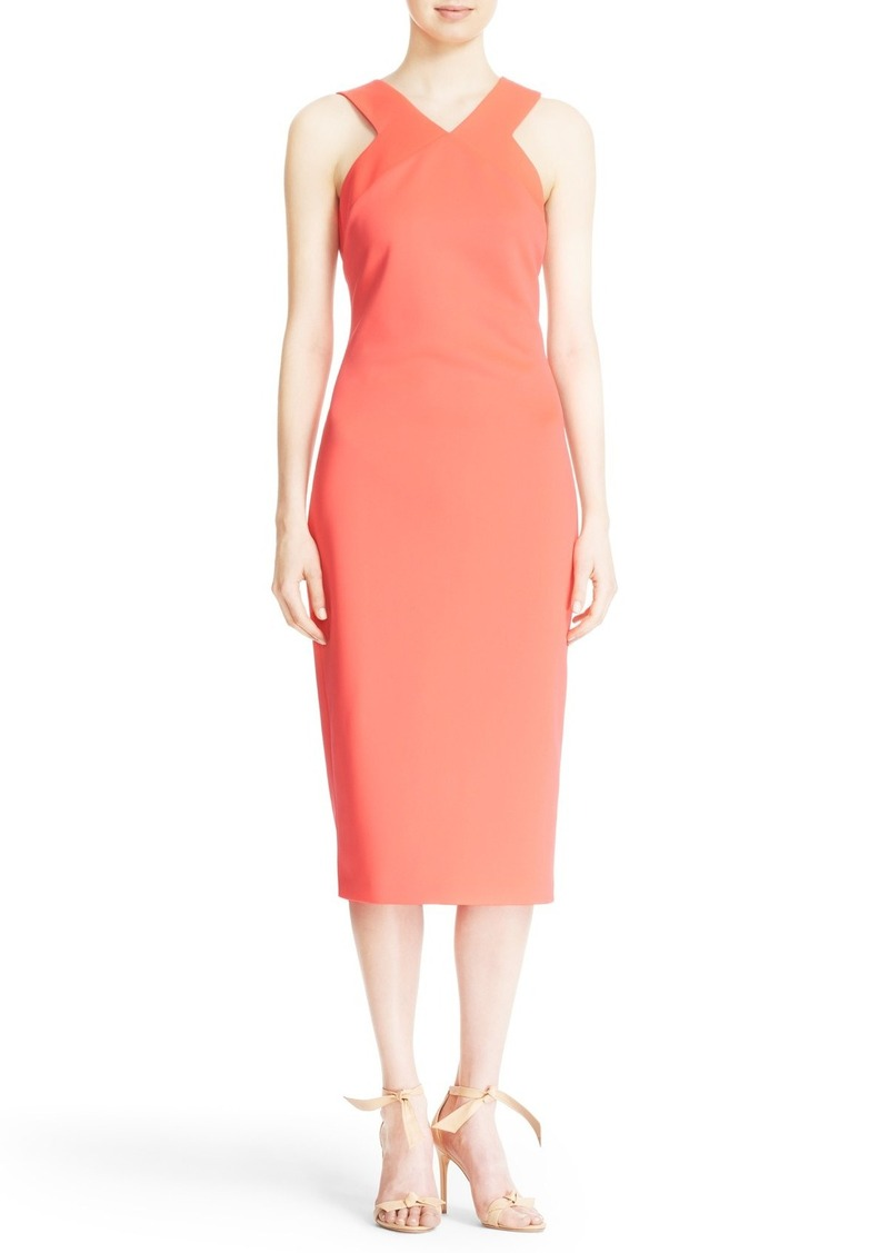 Ted Baker London 'Vadena' Midi Sheath Dress