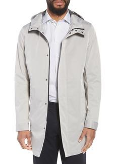 Ted Baker London Verner Hooded Mac Jacket
