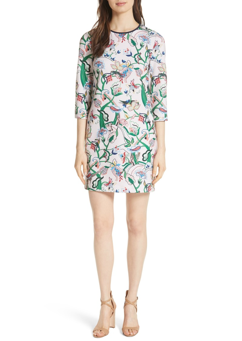 2c16ac8f1 Ted Baker Ted Baker London Volca Jungle Print Shift Dress