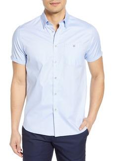 Ted Baker London Wallabi Slim Fit Oxford Shirt