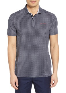 Ted Baker London Wallnot Slim Fit Golf Polo
