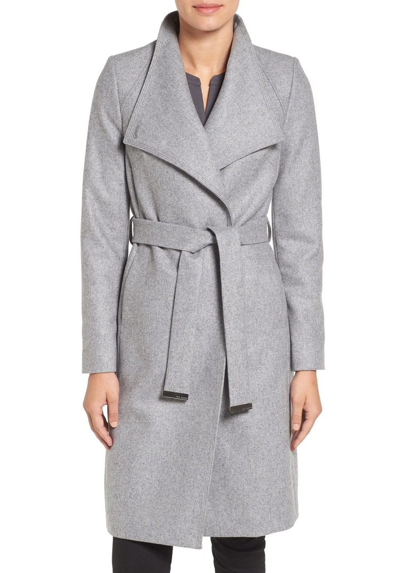 Ted Baker London Wrap Coat