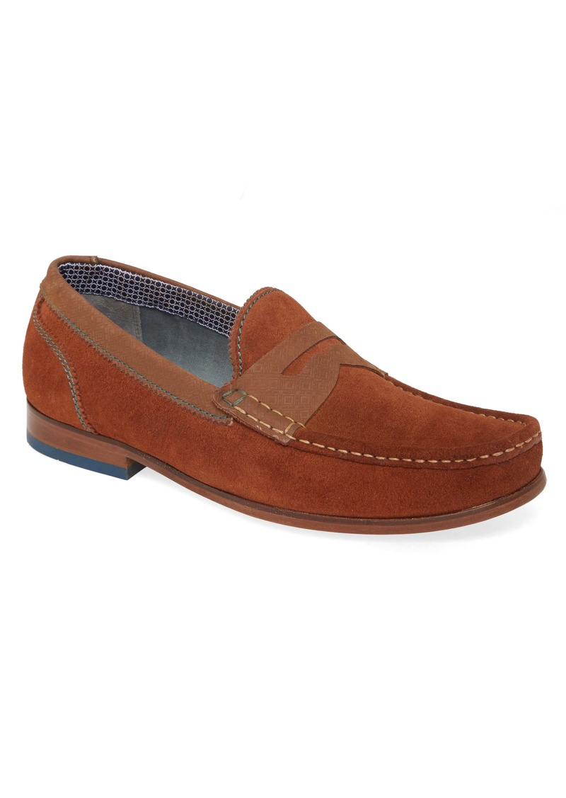 Ted Baker London Xapon Penny Loafer (Men)