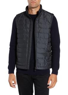Ted Baker London Yarg Slim Fit Quilted Vest
