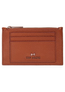 Ted Baker London Yarro Leather Card Holder
