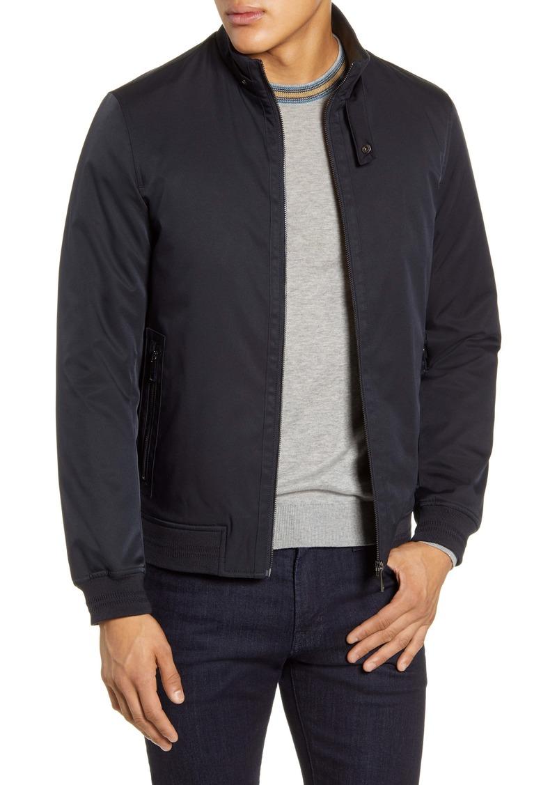 Ted Baker London Yeppers Slim Fit Bomber Jacket
