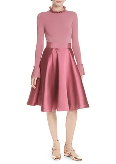 Ted Baker London Zadi Fit & Flare Dress