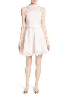 Ted Baker London Zaffron Fit & Flare Dress
