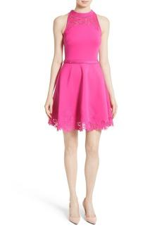 Ted Baker London Zaffron Fit & Flare Dress