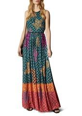 Ted Baker London Zohzoh Pinata Maxi Dress