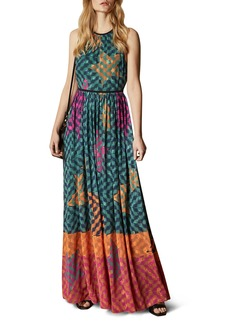Ted Baker London Zohzoh Pinata Maxi Dress