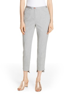 Ted Baker London Ted Working Title Daizit Skinny Crop Pants