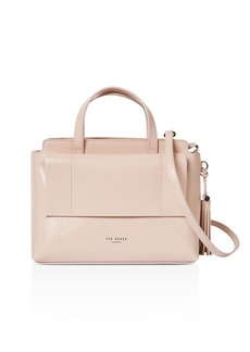 Ted Baker Lonyn Patent Leather Crossbody