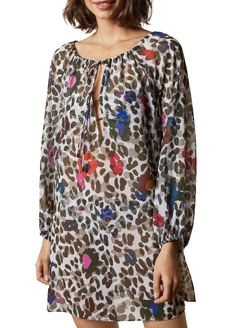 Ted Baker Lunora Wilderness Swim Cover-Up