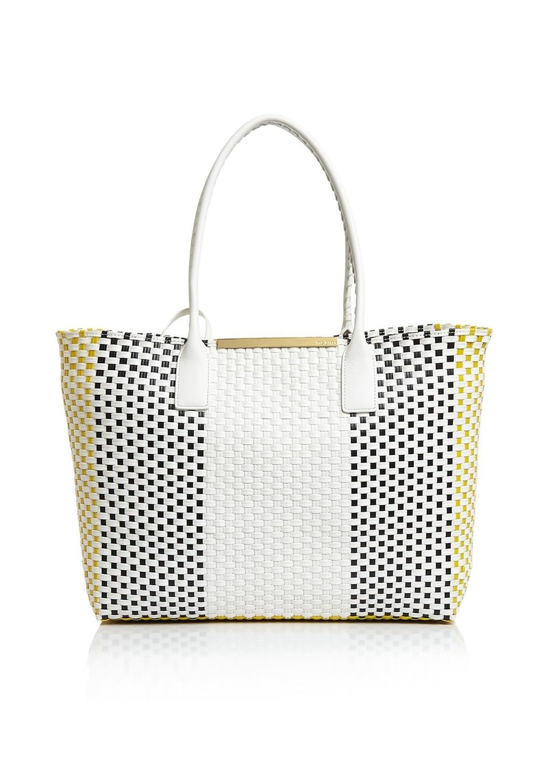 Ted Baker Maargo Large Woven Tote