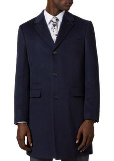 Ted Baker Mariano Three-Button Overcoat