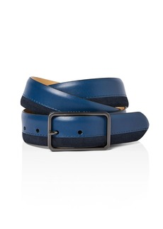 Ted Baker Mattel Men's Suede & Leather Belt