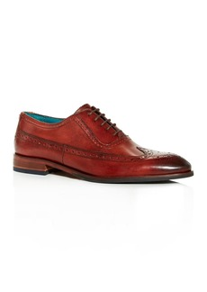 Ted Baker Men's Asonce Leather Brogue Wingtip Oxfords