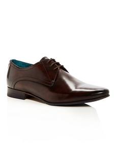 Ted Baker Men's Bhartli Leather Plain Toe Oxfords