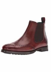 Ted Baker Men's CAMHERI Chelsea Boot tan Leather  Medium US