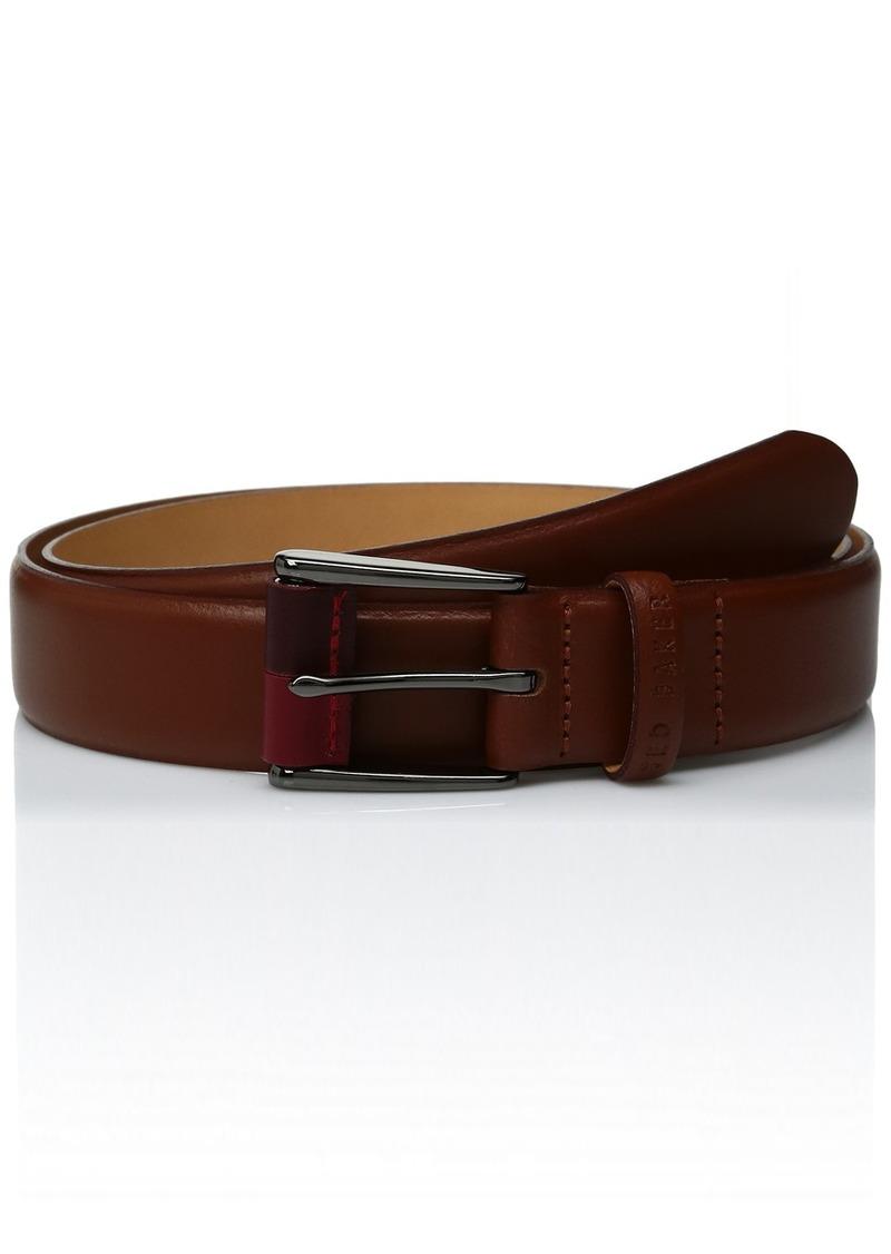 a799973d8aeab SALE! Ted Baker Ted Baker Men s Cherish Buckle Detail Leather Belt