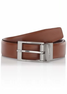 Ted Baker Men's CONNARY Reversible Belt tan