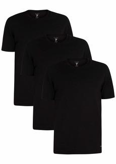 Ted Baker Men's Crewneck Stretch Cotton Tshirts 3 Pack  XL
