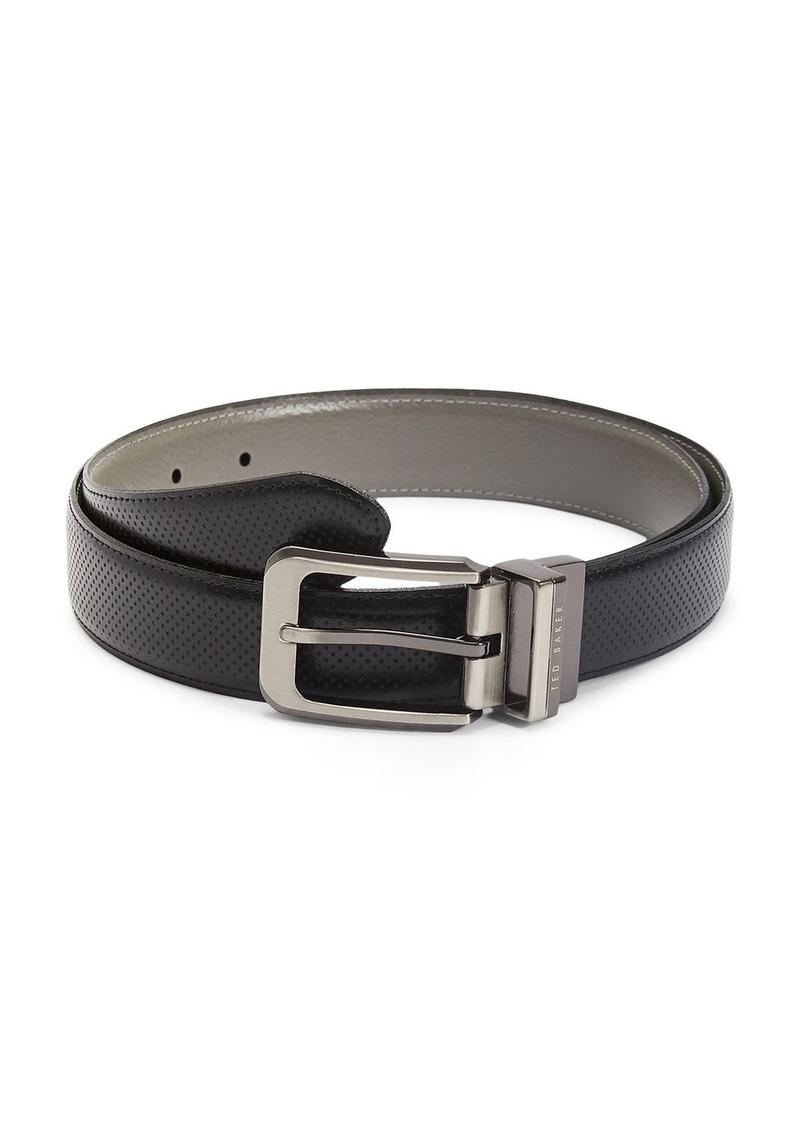 Ted Baker Men's Hock Reversible Leather Belt
