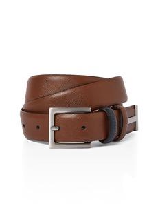 Ted Baker Men's Loop Leather Belt