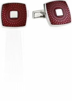 Ted Baker Men's MINAM Cufflinks red O/S