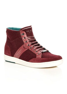 Ted Baker Men's Miykal High Top Sneakers