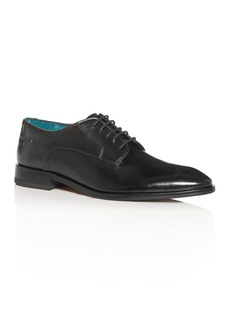 Ted Baker Men's Parals Leather Plain-Toe Oxfords