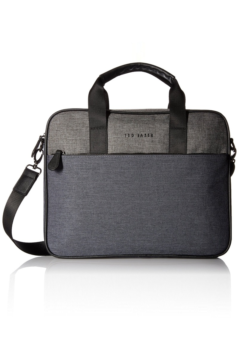 64ea5ed7421 Ted Baker Ted Baker Men's Piranha Nylon Document Bag