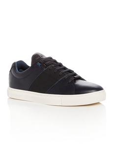 Ted Baker Men's Quanab Leather Lace Up Sneakers