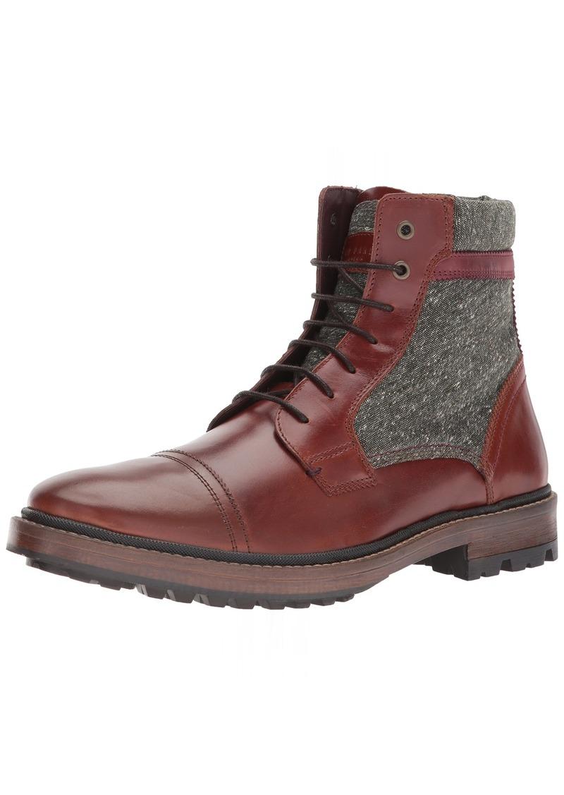 Ted Baker Men's RUULEN Ankle Boot tan/Multi  M US