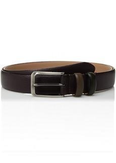 Ted Baker Men's Shrubs Coloured Keeper Leather Belt