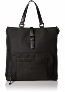 Ted Baker Men's TIDEE Nylon Tote Backpack  O/S