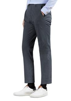 Ted Baker Micro Check Seersucker Regular Fit Suit Trousers