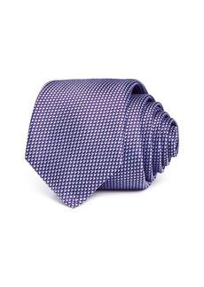 Ted Baker Micro Tick Silk Skinny Tie
