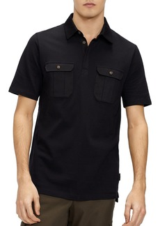 Ted Baker Military Regular Fit Polo